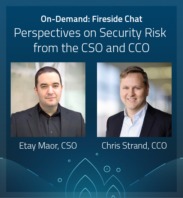 Perspectives on Security Risk from IntSights' CSO and CCO