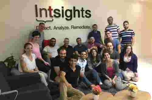 IntSights Team Photo